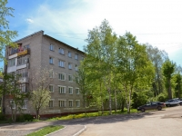 Perm, Makarenko st, house 8. Apartment house