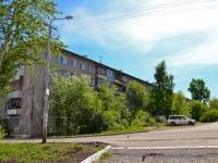 Пермь, улица Макаренко, дом 10. многоквартирный дом