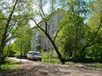 Perm, Makarenko st, house 14. Apartment house