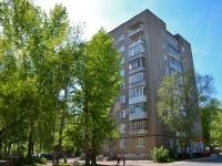Perm, Makarenko st, house 24. Apartment house