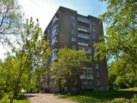 Perm, Makarenko st, house 26. Apartment house