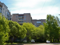 Perm, Makarenko st, house 28. Apartment house
