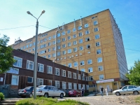 Perm, hospital №4, Kim st, house 2