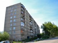 Пермь, улица Ким, дом 11. многоквартирный дом