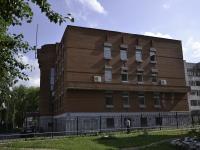 Perm, Kim st, house 91А. Apartment house