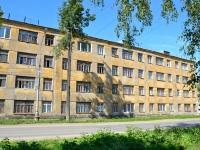 Пермь, улица Лебедева, дом 7. многоквартирный дом
