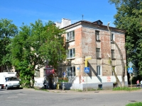 Perm, Lebedev st, house 8. Apartment house