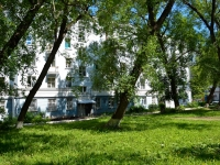 Perm, Lebedev st, house 33. Apartment house