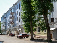 Perm, Lebedev st, house 35. Apartment house