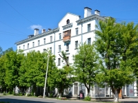 Perm, Lebedev st, house 42. Apartment house