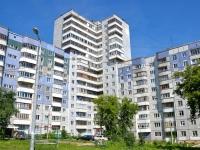 Пермь, улица Уральская, дом 57А. многоквартирный дом