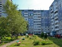 彼尔姆市, Uralskaya st, 房屋 59А. 公寓楼