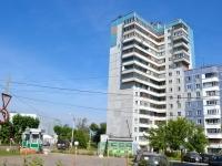 彼尔姆市, Uralskaya st, 房屋 61А. 公寓楼