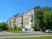 Perm, Uralskaya st, house 87. Apartment house