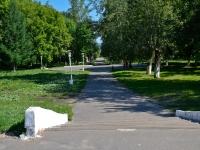 彼尔姆市, 公园 ЦПКиО им. СвердловаUralskaya st, 公园 ЦПКиО им. Свердлова