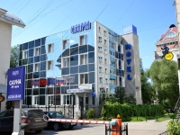 "Perm, hotel ""Сибирия"", Pushkin st, house 15А"