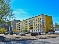 Perm, Pushkin st, house 110. hostel