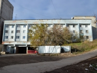 Пермь, улица Пушкина, дом 116А. многоквартирный дом