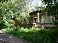 Perm, Pushkin st, house 96 к.1. hospital