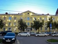 Пермь, улица Николая Островского, дом 9. общежитие
