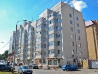 Пермь, улица Николая Островского, дом 10. многоквартирный дом