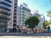 "Perm, Apartment house ""ТУРЧАНИНОВСКИЙ КВАРТАЛ"", Nikolay Ostrovsky st, house 29"