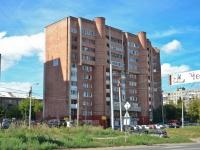 Пермь, улица Николая Островского, дом 49. многоквартирный дом
