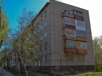Perm, Lunacharsky st, house 133. Apartment house