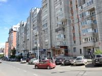 Пермь, улица Луначарского, дом 105. многоквартирный дом
