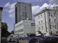 Пермь, улица Революции, дом 56А. многофункциональное здание