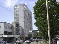 Perm, Revolyutsii st, house 56А. multi-purpose building