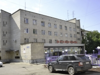 Perm, Revolyutsii st, house 58А. Apartment house