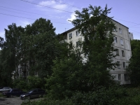 Perm, Revolyutsii st, house 60. Apartment house
