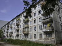 Perm, Revolyutsii st, house 64. Apartment house