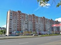 Пермь, улица Революции, дом 6. многоквартирный дом