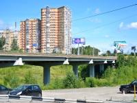 Пермь, улица Революции. мост