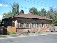 Пермь, улица Екатерининская, дом 6. индивидуальный дом