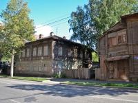 Пермь, улица Екатерининская, дом 19. многоквартирный дом