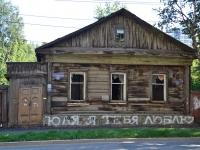 Пермь, улица Екатерининская, дом 27. неиспользуемое здание