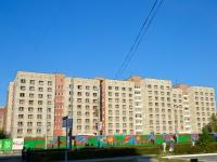Пермь, общежитие ПГМА, №7, улица Екатерининская, дом 136