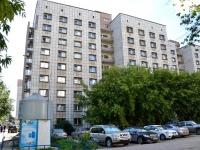 Perm, hostel ПГМА, №7, Ekaterininskaya st, house 136