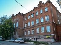 Пермь, улица Максима Горького, дом 15. больница