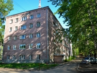 Perm, Tekhnicheskaya st, house 14. Apartment house