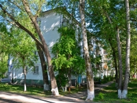 Perm, Tekhnicheskaya st, house 20. Apartment house