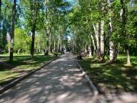 Пермь, улица Техническая, сквер