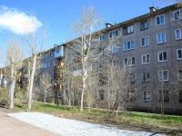 Пермь, улица Вильвенская, дом 17. многоквартирный дом