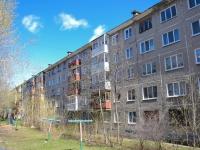 Пермь, улица Вильвенская, дом 19. многоквартирный дом