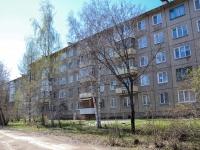 Пермь, улица Вильвенская, дом 11. многоквартирный дом