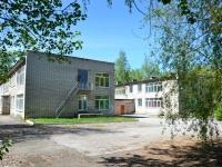 Пермь, улица Голева, дом 6. детский сад Маленькая страна