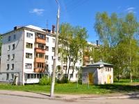 Пермь, улица Голева, дом 9. многоквартирный дом